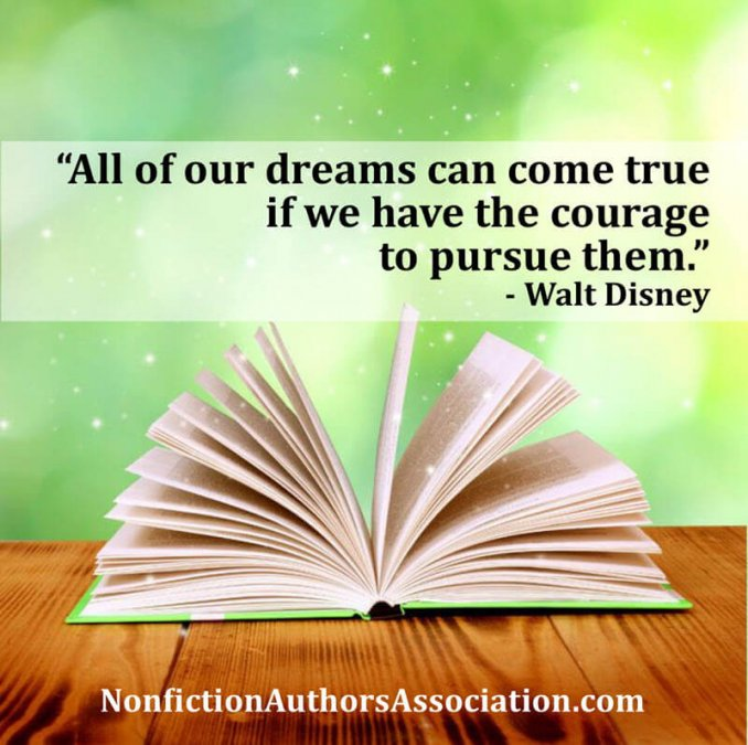 nonfiction authors association quote