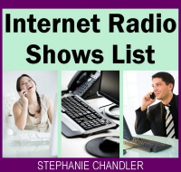 List of Internet Radio Shows