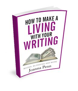 How to Make a Living from your Writing 3D