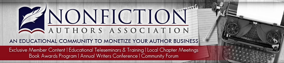A Community of Resources and Book Marketing Support for Nonfiction Authors