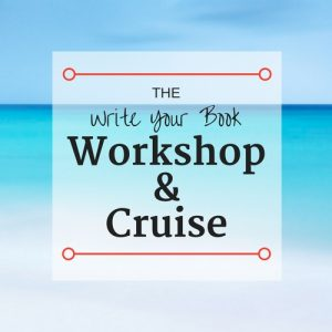 Write Your Book at Sea Event with Ghostwriter Melinda Copp