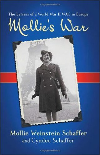 Book Award Winner: Mollie's War: The Letter of a World War II WAC in Europe
