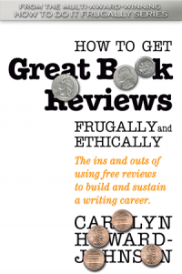 Giving Back to Your Writing Career by Carolyn Howard-Johnson