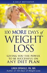 Member of the Week: Linda Spangle, author of 100 MORE Days of Weight Loss