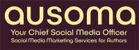 Author's social marketing. It's what Ausoma means.