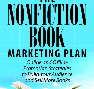 List of Resources from The Nonfiction Book Marketing Plan