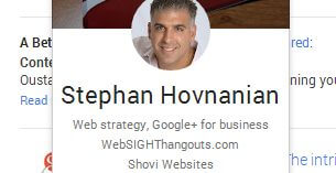 Publishing Round Up Series: Create impressive Google+ hovercards in 7 easy steps
