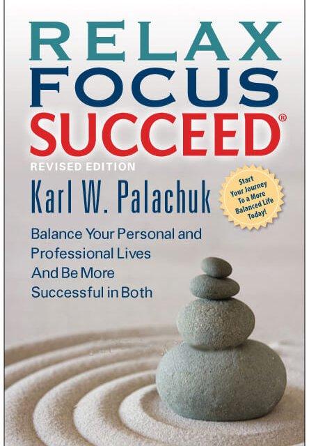 Book Award Winner: Relax Focus Succeed®