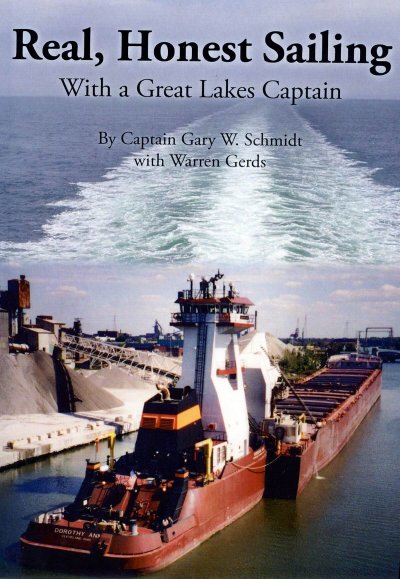 Book Award Winner – Real, Honest Sailing With a Great Lakes Captain