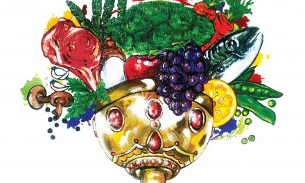 Book Award Winner: Nutritional Grail