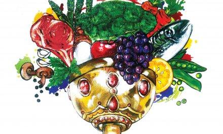 Book Award Winner: Nutritional Grail