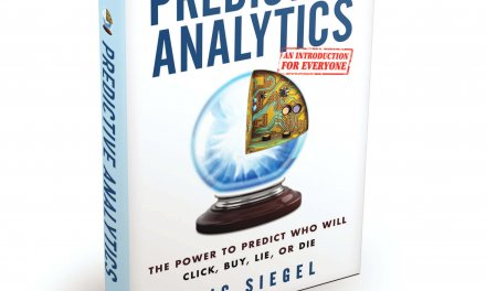 Book Award Winner: Predictive Analytics