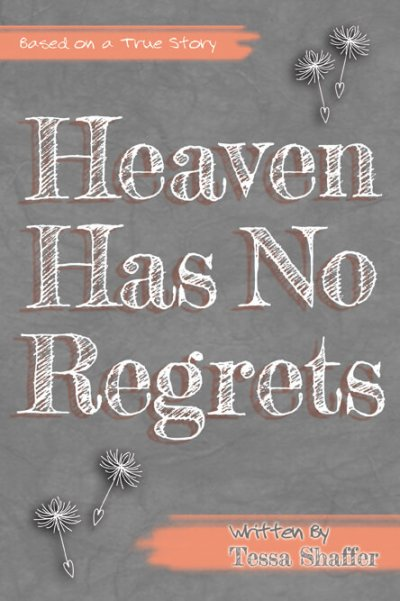 Book Award Winner: Heaven Has No Regrets