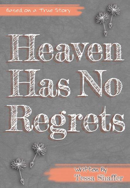Book Award Winner: Heaven Has No Regrets
