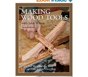 Book Award Winner: Making Wood Tools