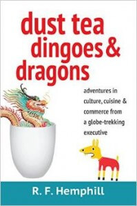 dust tea dingoes & dragons cover image