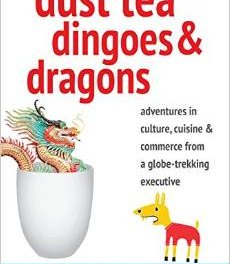 Book Award Winner: Dust Tea, Dingoes & Dragons