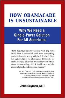 Book Award Winner: How Obamacare Is Unsustainable