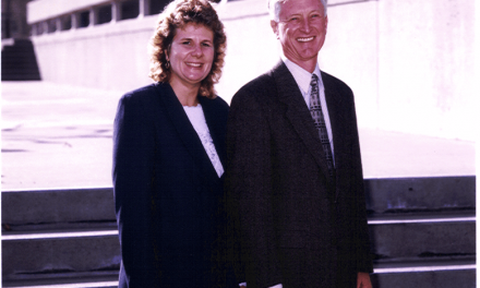 Introducing Local Chapter Leaders Barbara E. Thompson, M.A. and John E. Roe, Ph.D. from El Dorado County