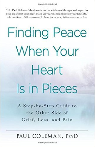 Book Award Winner: Finding Peace When Your Heart Is in Pieces