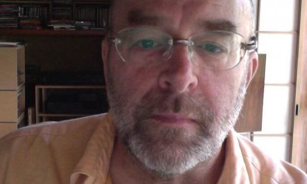 Member Interview: Michael Pronko, author of Beauty and Chaos: Slices and Morsels of Tokyo Life