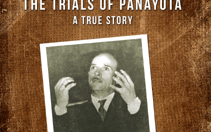 Book Award Winner: Better Dead Than Divorced: The Trial of Panayota