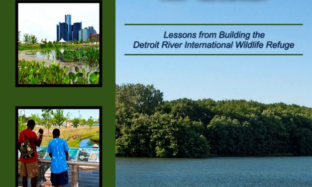 Book Award Winner: Bringing Conservation to Cities