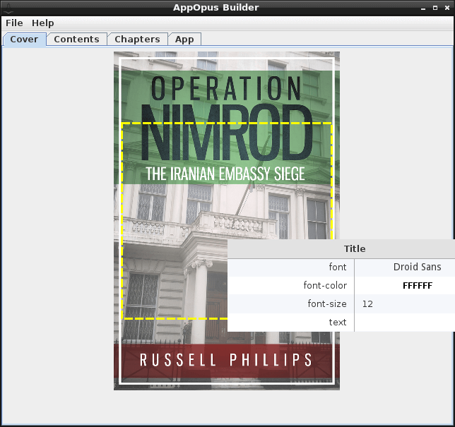 Creating Book Apps With AppOpus by Russell Phillips