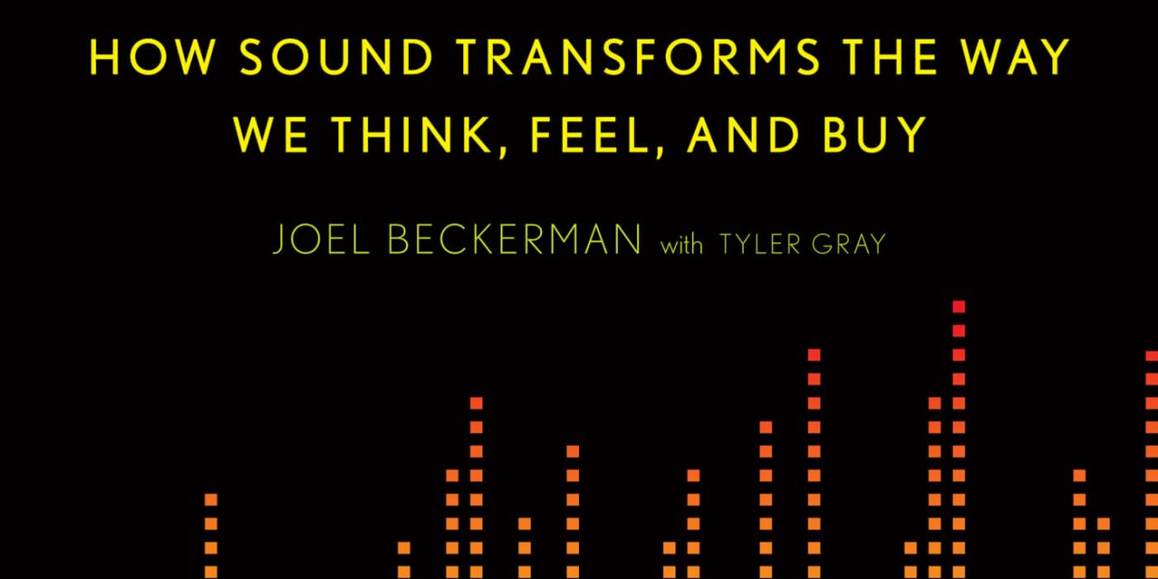 Book Award Winner: The Sonic Boom: How Sound Transforms the Way We Think, Feel, and Buy