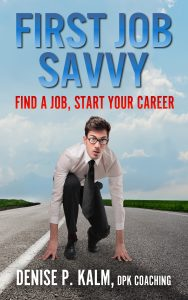 First Job Savvy e-book-cover