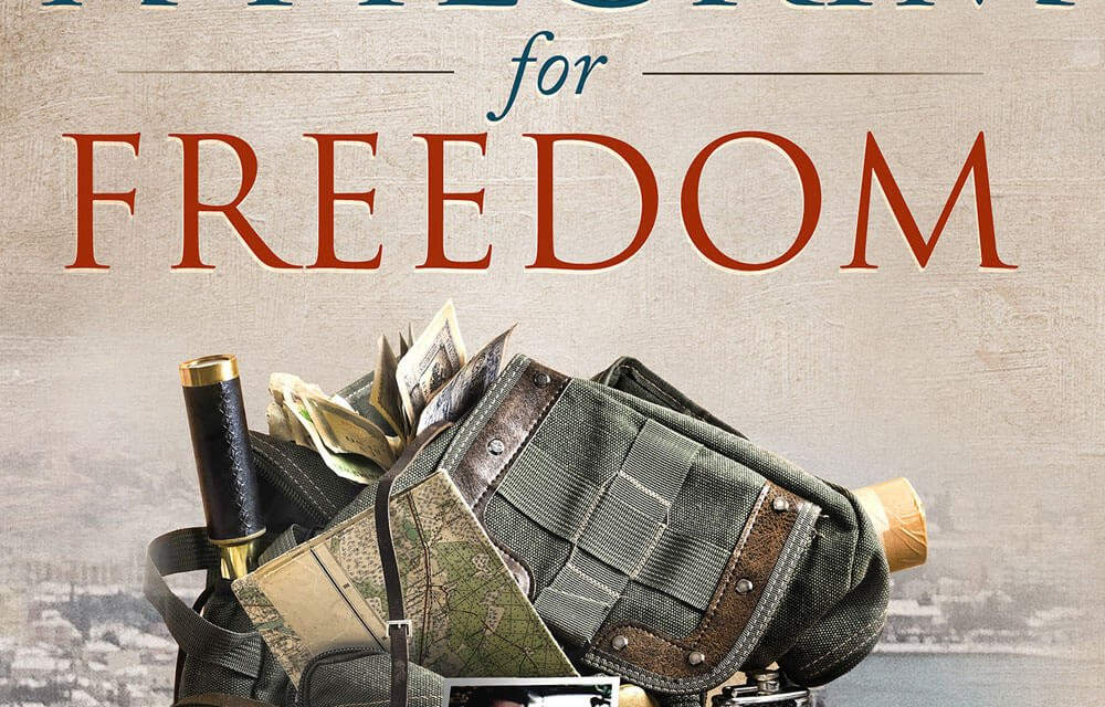 Book Award Winner: A Pilgrim for Freedom