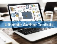 The Ultimate Author Toolkits provide an assortment of digital content to help you accelerate your author journey. Each kit includes over a dozen reports, checklists, worksheets and recordings, covering the following topics: Writing Nonfiction Books, Self-Publishing, Traditional Publishing, Websites, Blogging and Social Media, Professional Speaking and Book Marketing.