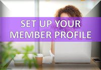 Set Up Member Profile