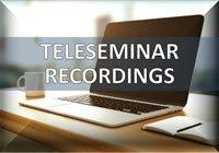 Teleseminar Recordings