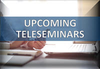 Upcoming Teleseminars