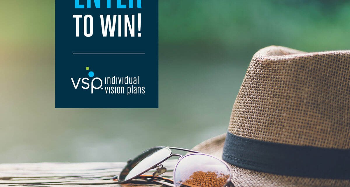 Contest: Enter to Win New Sunglasses or a Vision Plan from VSP!