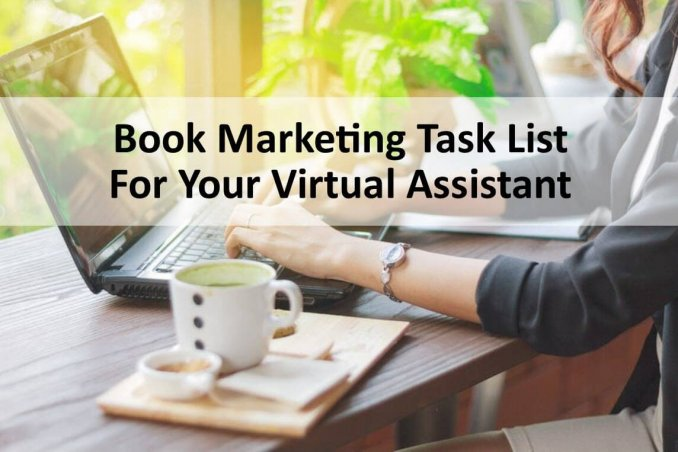 Book Marketing Task List for Virtual Assistants