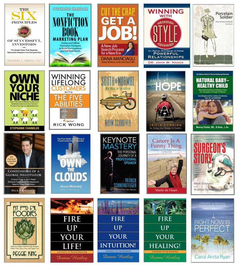 Nonfiction Books Published by Authority Publishing