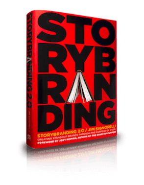 Book Award Winner: StoryBranding 2.0: Creating Stand-Out Brands Through The Purpose of Story