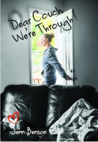 Jenn Benson author of Dear Couch, We're Through!