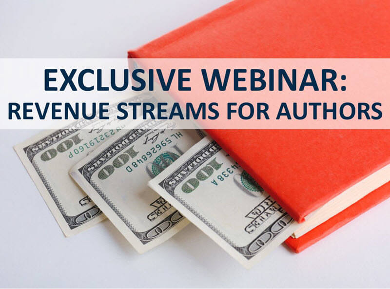 REVENUE STREAMS FOR AUTHORS