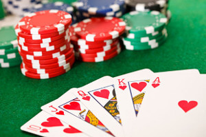 Why You Need a Royal Flush by Mike Larsen