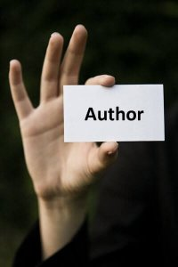 How to Write an Effective Author Bio