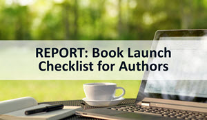 Book Launch Checklist
