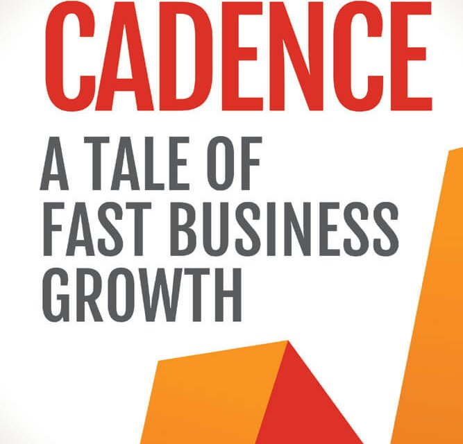 Member of the Week: Pete Williams, author of Cadence: A Tale of Fast Business Growth