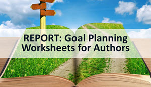Goal Planning Worksheets for Authors