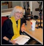 Carolyn Howard-Johnson loves radio--online or in-studio!