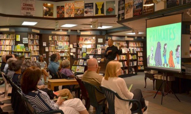 Checklist: How to Handle Selling Your Books at Events