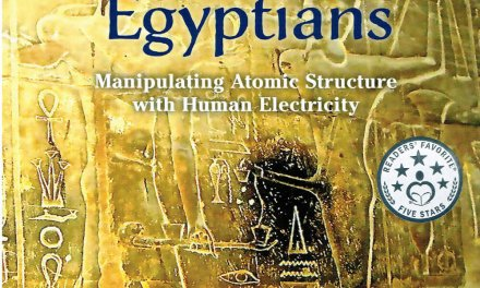Book Award Winner: Electric Ancient Egyptians: Manipulating Atomic Structure with Human Electricity