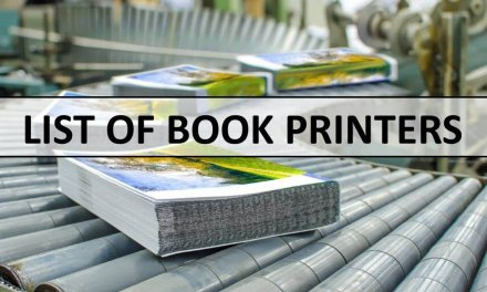 List of Book Printers in the United States and Internationally